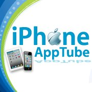 iPhone AppTube Apple News logo