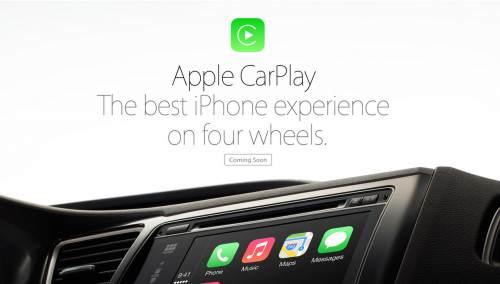 CarPlay 500x284 Apple's CarPlay แท้จริงแล้วใช้พื้นฐานมาจาก BlackBerry's QNX