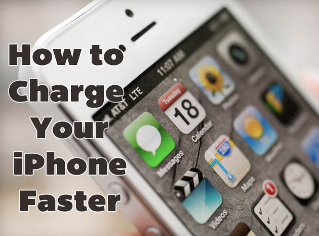 how to make your tab charge faster