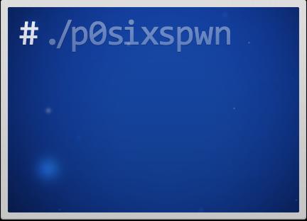 p0sixspwn ios 6.1.6