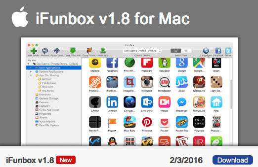 Ifunbox for mac download free