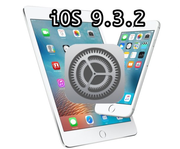 Apple ออก iOS 9 3 2 แล้วเน้นแก้บัก และปรับปรุงประสิทธิภาพเป็นหลัก