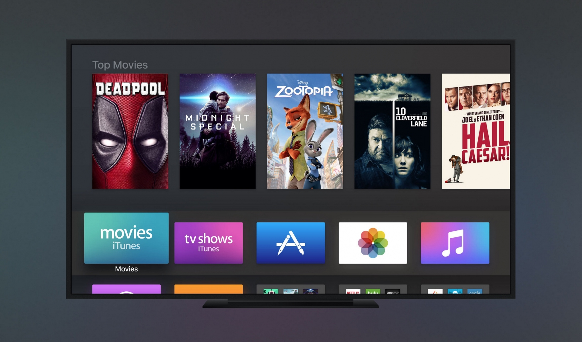 how to download apps on apple tv 1