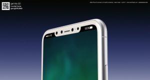 iPhone 8 สีขาว