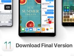 iOS 11 Final version