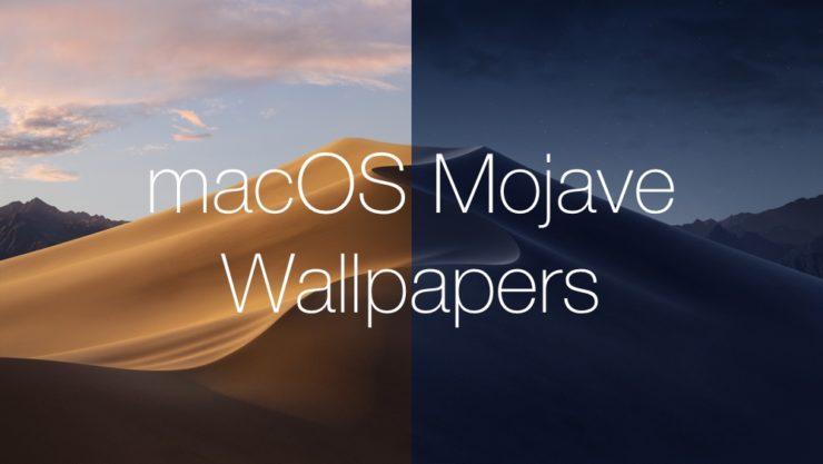 MacOS Mojave Wallpaper Mac