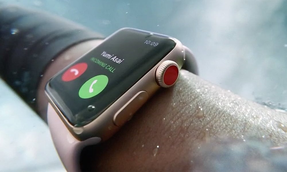 lowest price 927f2 06adc Apple Watch Series 4 จะเปลี่ยนปุ่มข้าง เป็นแบบ Solid State พร้อมกับ ...